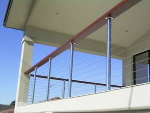 DIY WIRE BALUSTRADE Cannington Canning Area Preview