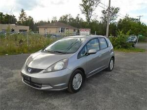 "2010 Honda Fit ""LX""-ONLY 111,888 KM-RUSTPROOFED-""SALE"" PRICED!"