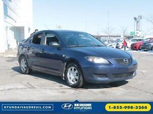2006 Mazda Mazda3 GX MAN