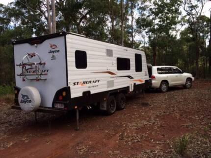 Jayco Triple Bunk Family Van
