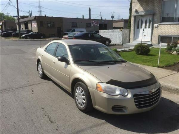 Used 2005 Chrysler Sebring