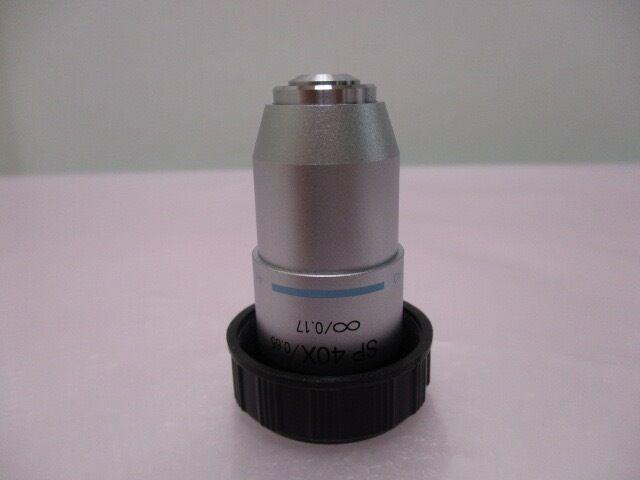 SP 40X/0.65, ?/0.17, 40X Objective Lens, Microscope 408789
