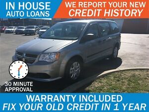 GRAND CARAVAN SE - APPROVED IN 30 MINUTES! - HIGH RISK LOANS