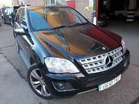 Mercedes-Benz ML350 3.0CDI Blue F auto Sport