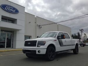 2014 Ford F-150 FX4 Ecoboost with Leather, Navigation, Trailer T