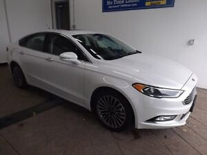 2017 Ford Fusion SE AWD LEATHER NAVI SUNROOF