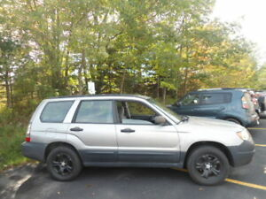 FINANCING AVAILABLE !2006 Subaru Forester Wagon