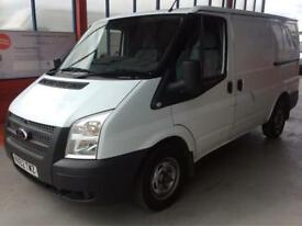 Ford Transit 2.2TDCi ( 100PS ) ( EU5 ) 280S 280 SWB,LOW MILES,NO VAT,