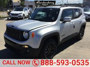 2017 Jeep Renegade 4X4 ALTITUDE