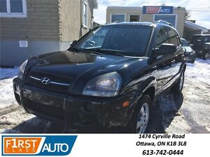 2008 Hyundai Tucson - NO ACCIDENTS! NICE AND CLEAN! GOOD ON GAS