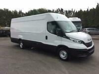 Iveco Daily 35S16A8 4100 H2 Van 156 BHP Euro 6D 8 speed Automatic NEW