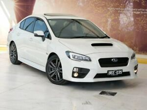 2017 Subaru WRX V1 MY17 Premium Lineartronic AWD White 8 Speed Constant Variable Sedan Collingwood Yarra Area Preview