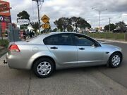 2007 Holden Commodore VE Omega (D/Fuel) Silver 4 Speed Automatic Sedan Hoppers Crossing Wyndham Area Preview
