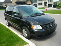 2007 Dodge Caravan 151000km - À VOIR!!
