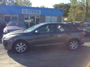 2010 Mazda Mazda3 GS Fully Certified! Carproof verified!