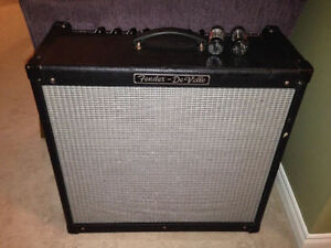 Fender Deville 4x10 Guitar Amp - old MADE IN USA model $850