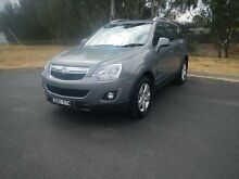 2011 Holden Captiva CG Series II 5 AWD Grey 6 Speed Sports Automatic Wagon Young Young Area Preview