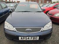 FORD MONDEO 2.0TDCi 115 LX 5dr (blue) 2004