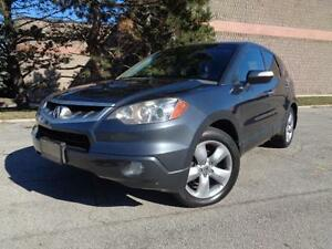 2007 Acura RDX Technology Pkg, LOADED! NAVI! 416-742-5464
