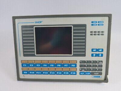 Uniop Mkdr-16ta-0045 Operator Interface 24vdc 0.50a Slight Damage Used