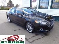 2014 Ford Fusion SE AWD w/ NAV for only $179 bi-weekly!