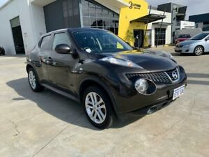 2015 Nissan Juke F15 Series 2 Ti-S X-tronic AWD Grey 1 Speed Constant Variable Hatchback Welshpool Canning Area Preview