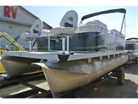 Come see this great Legend pontoon! Call Tristan today!