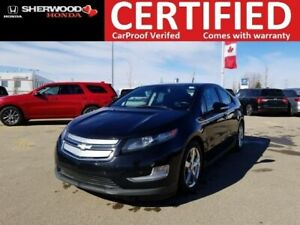 2013 Chevrolet Volt Electric HYBRID | HEATED SEATS | BACKUP CAME