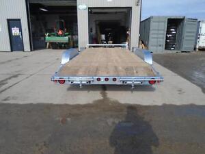 N&N Galvanized Equipment trailer 7x18' - IN STOCK -BUILT TO LAST London Ontario image 2