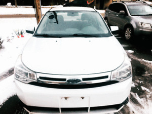 2008 Ford Focus SES Certified