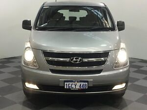 2010 Hyundai iMAX TQ-W Grey 4 Speed Automatic Wagon Edgewater Joondalup Area Preview