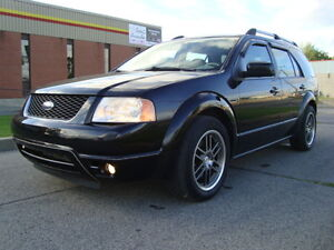 2007 FORD FREESTYLE LIMITED 7 PASSENGER AUTO''TAX INCLUDED''