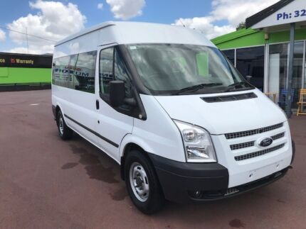 2014 Ford Transit 12-Seater bus *Low Mileage #500 Moorooka Brisbane South West Preview