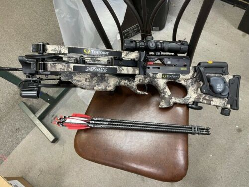 TenPoint XR-410 Crossbow Package - ACUDraw Pro