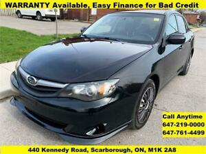 2009 Subaru Impreza 2.5i AWD FINANCE 3-YEARS WARRANTY AVAILABLE