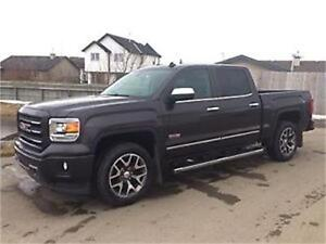 2014 GMC Sierra 1500 SLT/ V8/ALL TERRAIN/LEATHER/HEATED SEATS