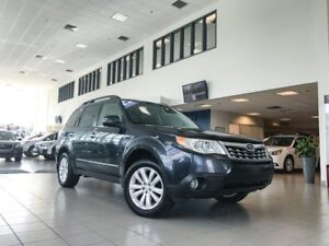 2012 Subaru Forester 2.5X Limited at