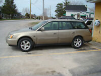 2004 Subaru Outback, Saftied, Etested and Warrantied