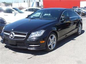 MERCEDES CLS 550 4X4 NAVI/CAMERA/SIEGES MASSANT/CLEAN CARPROOF