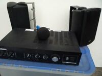 PA system - complete and in working order