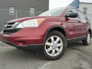 2010 Honda CR-V LX 5 SPD at 4WD