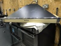 graded belling cream cooker hood