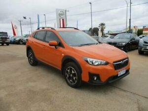 2018 Subaru XV G5X MY18 2.0i-L Lineartronic AWD Orange 7 Speed Constant Variable Wagon South Kalgoorlie Kalgoorlie Area Preview