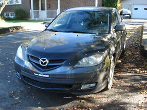2007 Mazda3 Sport 2.3 l