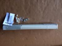 NEW Ikea wooden venetian blind in white 80x155cm