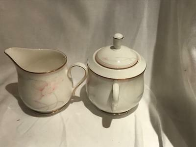 Lenox Giorgiana Sugar Bowl and Creamer New Discontinued