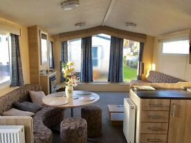 static caravan for sale, near Great Yarmouth in Norfolk. 2017 site fees Included. not Haven