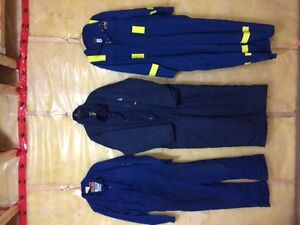Extra Large Nomex III insulated Coveralls