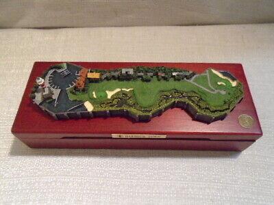 Harbour Town Golf (Fairway Replicas Harbour Town Golf Links Hilton Head Caddy Statue Figurine Box)