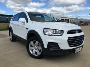 2015 Holden Captiva CG MY15 LS Summit White 6 Speed Sports Automatic Wagon Garbutt Townsville City Preview